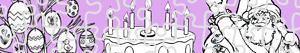 Disegni Puzzles di Stagioni e Celebrazioni da colorare
