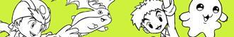 Disegni Digimon da colorare