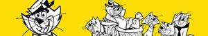 Disegni Top Cat da colorare